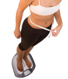 Using the Scales to Help Your Weight Loss Program