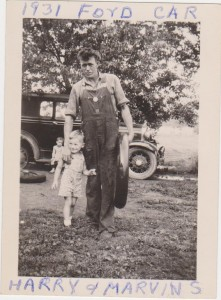 Grampa and Dad