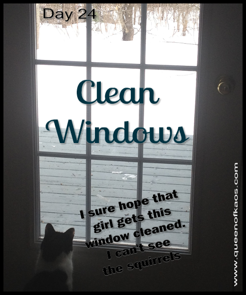 24cleanwindows1 How To Make Cleaning Outside Windows Fast, Easy and Fun